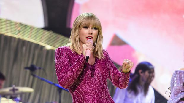 Pop titans Taylor Swift and Ariana Grande lead the way in nominations ahead of MTV'S Video Music Awards (Matt Crossick/PA)