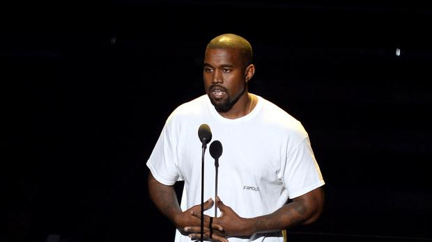 Fans are speculating Kanye West is preparing to release a new album after his wife shared what appeared to be a tracklist (PA)