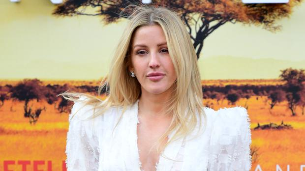 Singer Ellie Goulding marries art leader Caspar Jopling