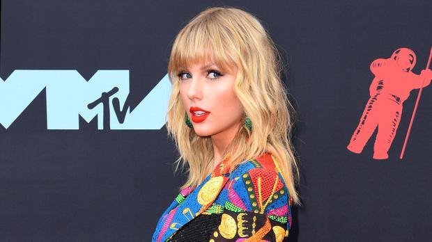 Taylor Swift sets the record straight about her song London Boy (PA Wire/PA)