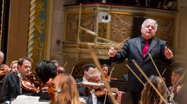 Culture night: American conductor Leonard Slatkin will perform with The RTÉ National Symphony Orchestra at the National Concert Hall, Dublin