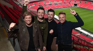 Westlife will perform at Wembley Stadium next August (Eamonn McCormack)