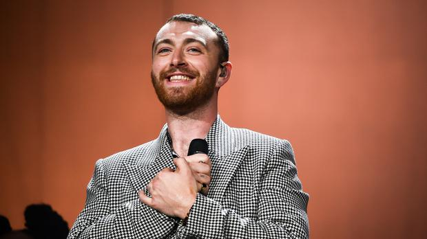 Sam Smith wants to be referred to as they/them (Ben Birchall/PA)