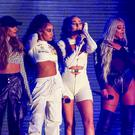 Little Mix's show in Vienna has been cancelled (Peter Byrne/PA)