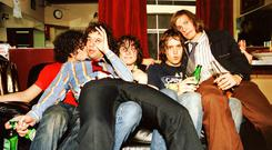 Sound of the century: Geoff Travis discovered The Strokes while they were playing in a bar in front of four people in New Jersey