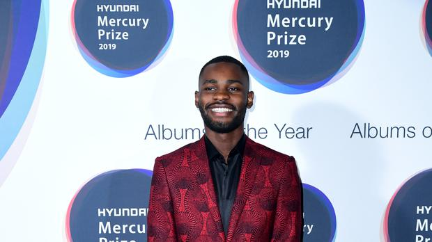 British rapper Dave wins UK's Mercury Prize as PM gets slammed