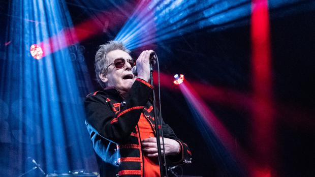 Barrie Masters performing at the Kentish Town Forum in London in March 2019 (Brian Thomas/PA)