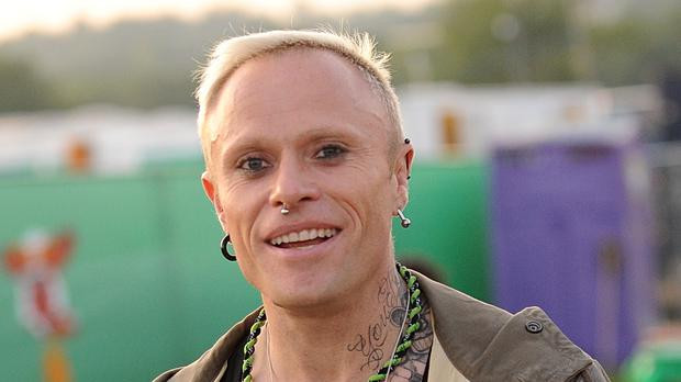 Prodigy star Keith Flint's belongings are to be sold at auction at Cheffins Fine Art auctioneers in Cambridge (PA)