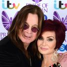 Sharon and Ozzy Osbourne (Ian West/PA)