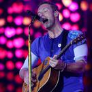 Coldplay frontman Chris Martin (Yui Mok/PA)