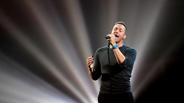 Chris Martin has said Coldplay will not launch a world tour for their new album (Dominic Lipinski/PA)