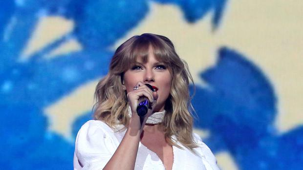 Taylor Swift to headline 50th anniversary Glastonbury Festival on the Sunday night