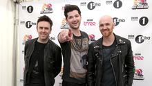 The Script have a number one album with No Sound Without Silence