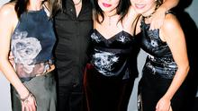 The Corrs at a concert for the victims of the Omagh bombing