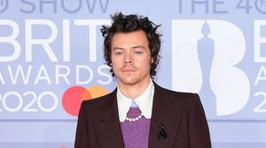Harry Styles has dedicated his Watermelon Sugar music video to the act of touching (Ian West/PA)