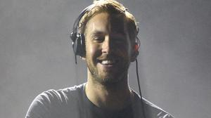 DJ Calvin Harris is the first UK solo act to notch up more than one billion Spotify plays