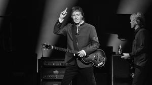'McCartney III' is the third in a trilogy of DIY solo albums