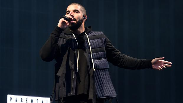 Drake tops the charts with Scorpion and denies Florence fourth number one (Ian West/PA)