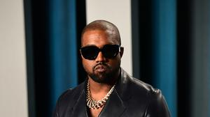 Kanye West said he is running for president (Ian West/PA)