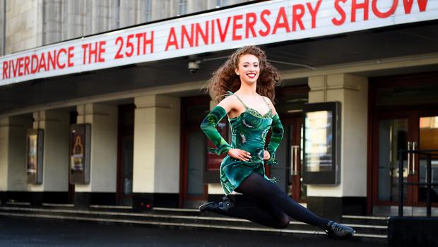 'Riverdance', which has played to more than 25 million people, celebrated a quarter of a century by going back to where it started – now the 3Arena. Photo: Kirsty O'Connor/PA