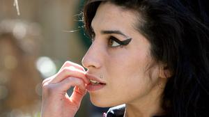 Amy Winehouse during a visit to Bristol Zoo (PA)