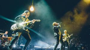 U2 star The Edge said not playing to a home crowd in Ireland would be a huge disappointment to the band (Danny North/U2/PA)