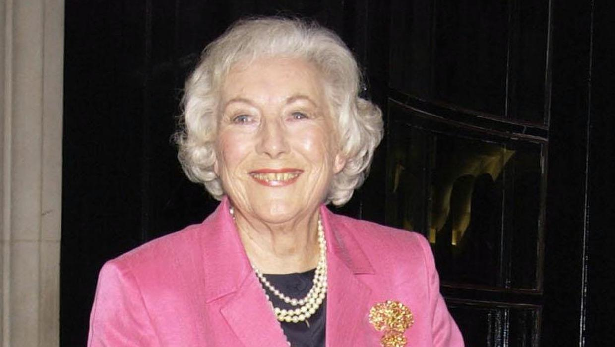 Dame Vera Lynn's daughter thanks British public for 'tremendous support'