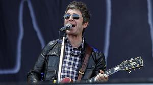 Noel Gallagher was responsible for most of the band's hits including Live Forever and Wonderwall