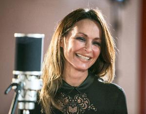 Radiant: Having been through a crisis of confidence, Sharon Corr is now back on song. Photo: Kyran O'Brien