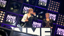 Taylor Swift at the NME Awards (NME)