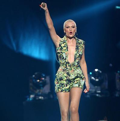 Jessie J will be taking to the stage at the iTunes Festival