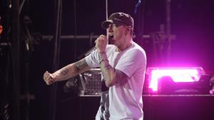 Eminem will perform on August 24 in Bellahouston Park