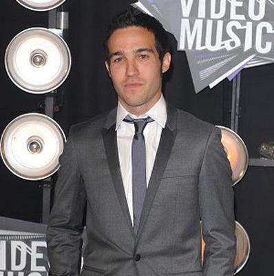 Pete Wentz says his young son wants to follow in his dad's footsteps and be in a band