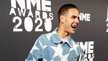Slowthai arriving during the NME Awards, held at Brixton Academy, London (David Parry/PA)