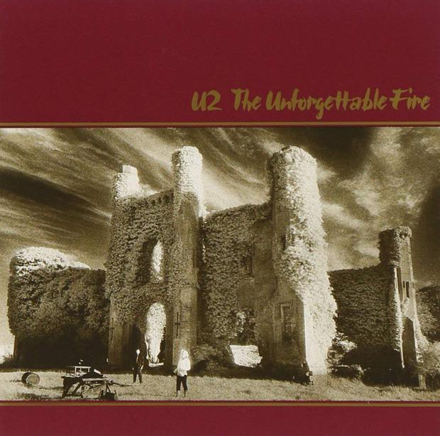 1984's The Unforgettable Fire.