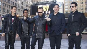 New Kids On The Block have been performing together for 30 years