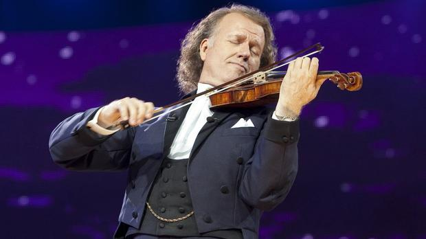 Grand sultan of waltz: Andre Rieu is coming to Dublin