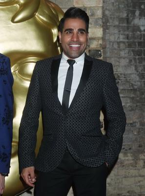 Dr Ranj Singh said it was a 'really lovely thing' to do for health care workers (Yui Mok/PA)
