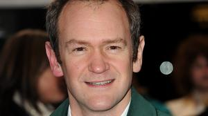 Comedian and presenter Alexander Armstrong is also a trained baritone who is to record a solo album