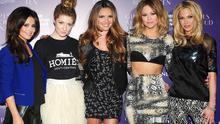 Nadine Coyle didn't want her time in Girls Aloud to end