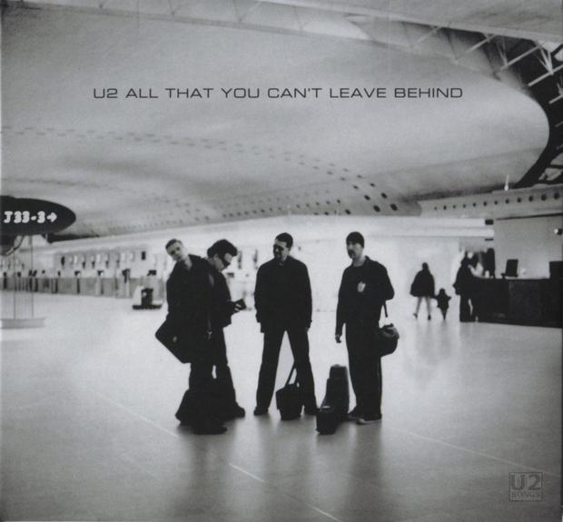 All That You Can't Leave Behind, released in 2000.
