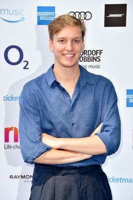 George Ezra is at number two with Staying At Tamara's (Matt Crossick/PA)