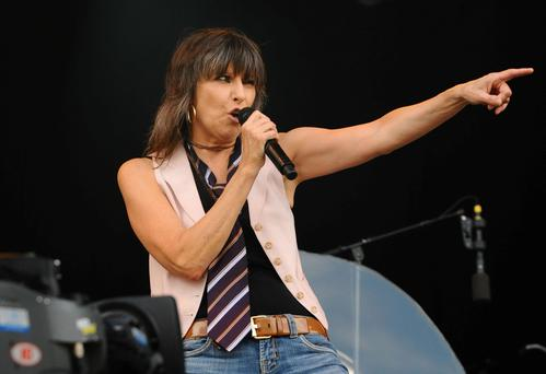 Chrissie Hynde has told of her own sexual abuse at the hands of a vicious biker gang
