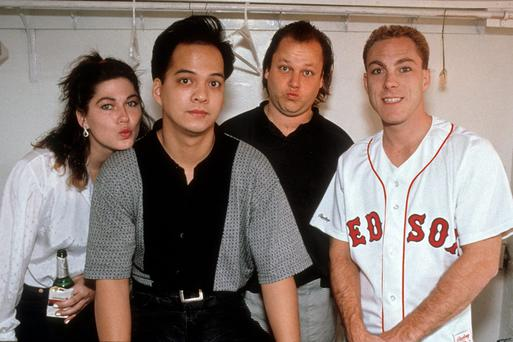 Pixies will return to Ireland in 2016