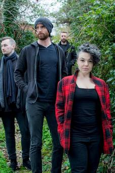 Hotly tipped Irish band BARQ have an eponymous EP coming out in May.