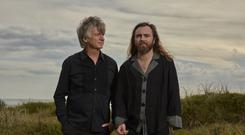 Pride: Neil and Liam Finn have been making music together for years