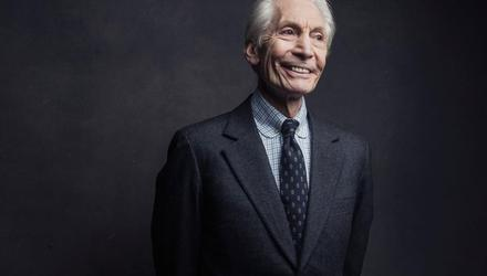 Charlie Watts. Picture by Victoria Will/Invision/AP