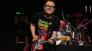 Mark Hoppus of Blink-182. Picture: Reuters