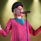 Sold out: Róisín Murphy was one of the highlights of Longitude.