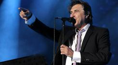 Bryan Ferry is at his happiest when 'people applaud'